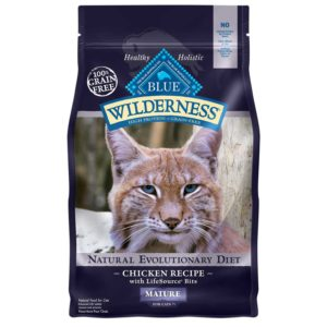 review of blue buffalo cat food